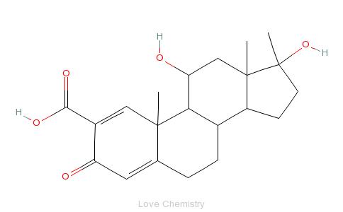 CAS:60023-92-9的分子结构