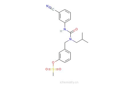 CAS:6020-50-4的分子结构