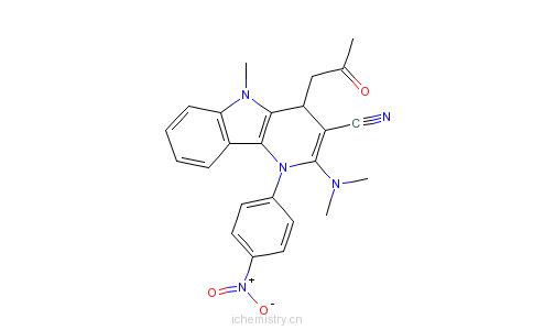 CAS:6041-28-7的分子结构