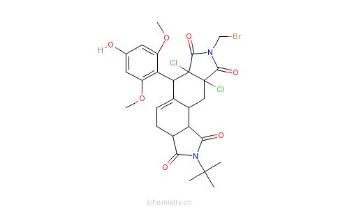CAS:6061-93-4的分子结构