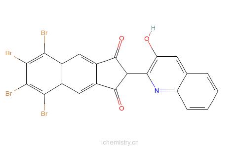 CAS:60644-91-9的分子结构