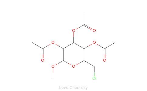 CAS:6087-46-3的分子结构