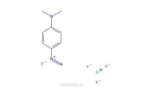 CAS:6087-56-5_4-(二甲基氨基)偶氮苯三氯锌酸盐的分子结构