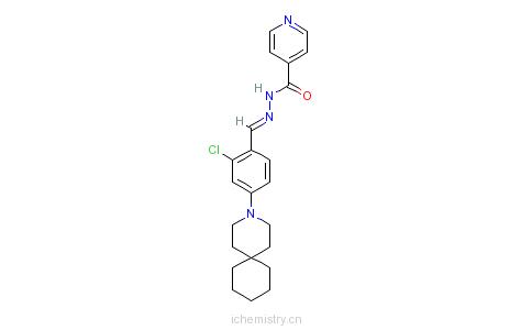 CAS:60948-45-0的分子结构