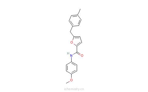 CAS:6120-80-5的分子结构