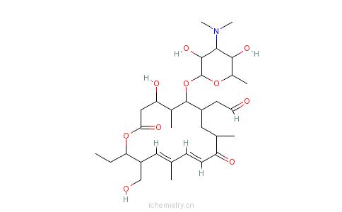 CAS:61257-02-1的分子结构