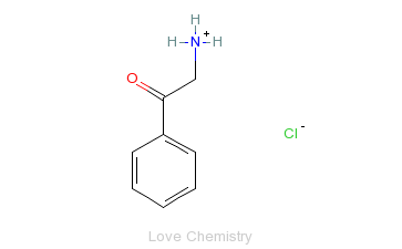 CAS:613-89-8_2-氨基苯乙酮的分子结构