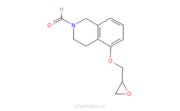 CAS:61563-02-8的分子结构
