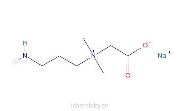 CAS:61789-39-7的分子结构