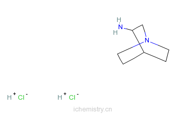CAS:6238-14-8_3-氨基奎宁的分子结构
