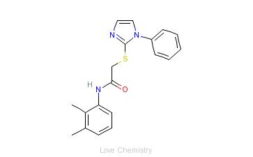 CAS:6242-76-8的分子结构