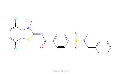 CAS:6244-46-8的分子结构