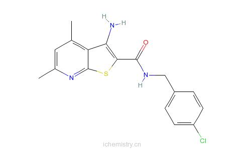 CAS:633283-39-3的分子结构