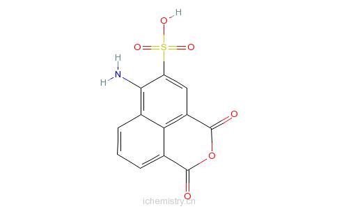 CAS:6357-99-9的分子结构