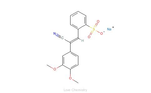 CAS:63644-41-7的分子结构