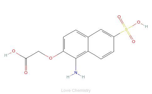 CAS:6373-39-3的分子结构