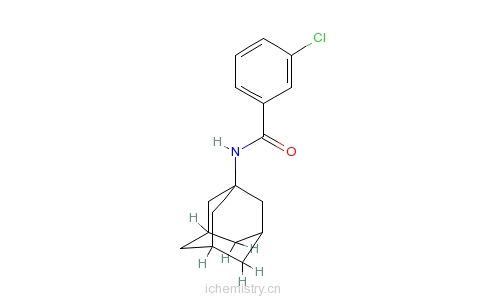 CAS:6382-13-4的分子结构