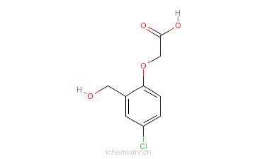 CAS:6386-63-6_坐果酸的分子结构