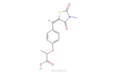 CAS:6390-01-8的分子结构