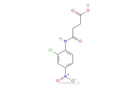CAS:6390-72-3的分子结构