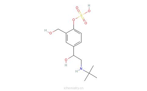 CAS:63908-03-2的分子结构