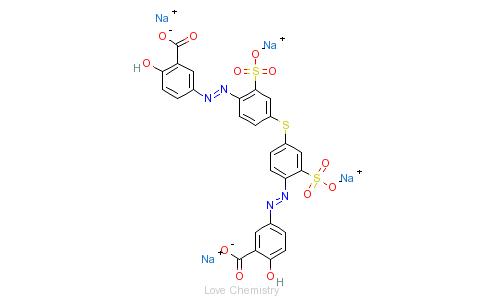 CAS:6391-20-4的分子结构