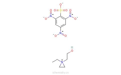 CAS:63918-37-6的分子结构