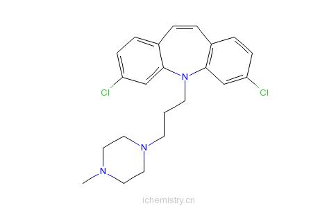 CAS:63918-69-4的分子结构