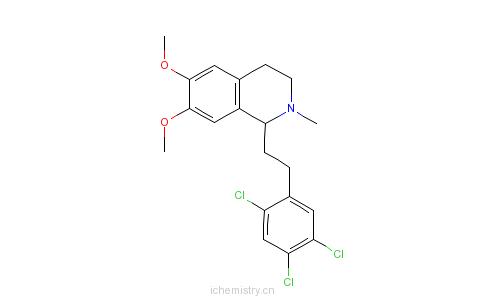 CAS:63937-62-2的分子结构