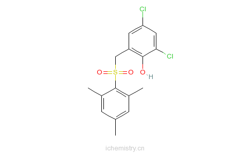 CAS:63988-90-9的分子结构