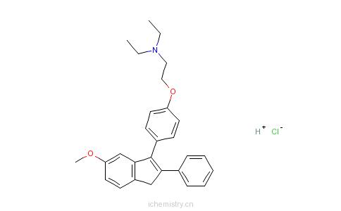 CAS:64-93-7的分子结构