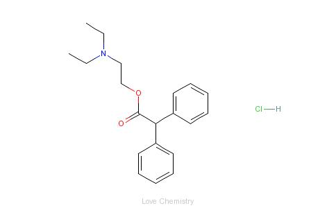 CAS:64-95-9_阿的芬宁的分子结构