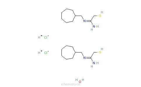 CAS:64059-00-3的分子结构
