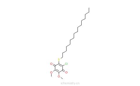 CAS:64102-04-1的分子结构