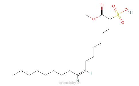 CAS:64131-32-4的分子结构