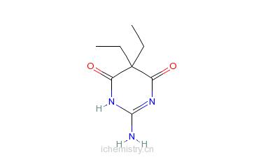CAS:64289-52-7的分子结构