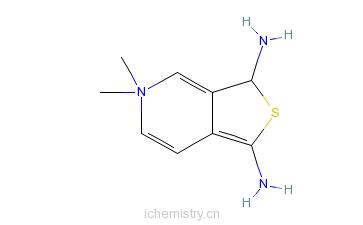 CAS:64334-41-4的分子结构