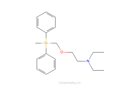 CAS:64358-72-1的分子结构