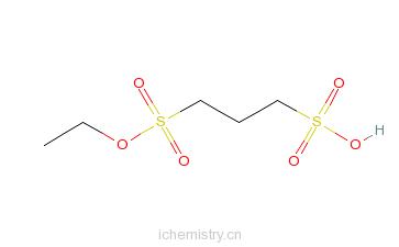 CAS:64398-88-5的分子结构