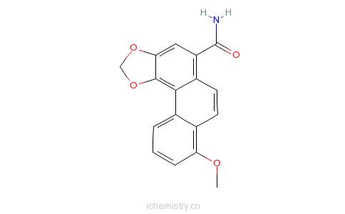 CAS:64543-56-2的分子结构