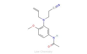 CAS:64611-87-6的分子结构
