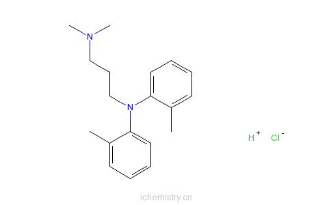 CAS:64633-35-8的分子结构