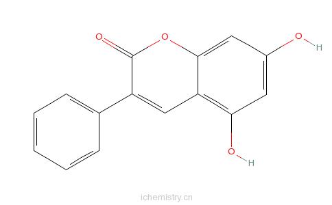 CAS:6468-93-5的分子结构