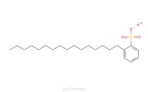 CAS:64716-00-3的分子结构