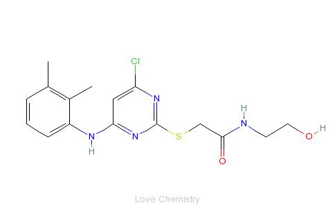 CAS:65089-17-0的分子结构