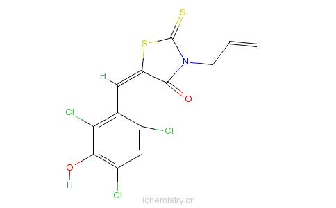 CAS:6523-13-3的分子结构