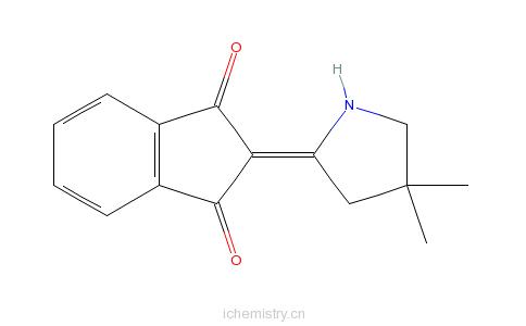 CAS:65320-63-0的分子结构