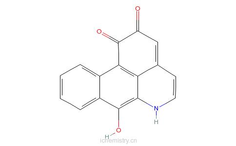 CAS:65400-36-4的分子结构