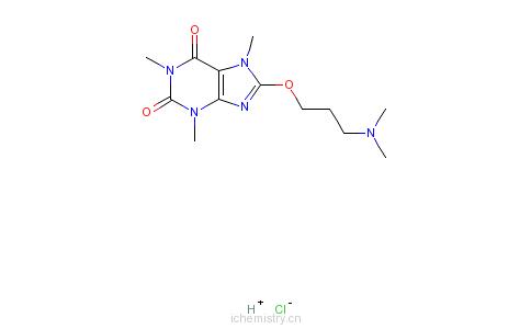 CAS:65497-24-7的分子结构