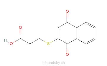 CAS:65726-66-1的分子结构